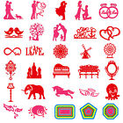 30 Styles Metal Cutting Dies Stencil Scrapbooking Embossing Card Shape DIY Craft