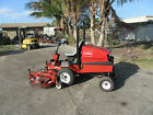 Toro Groundsmaster 228D 62 Rotary Mower 4 Wheel Drive 1564 hrs