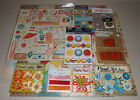 Summer Paper  Embellishment Lot Crate Paper Petaloo The Girls Paperie
