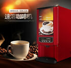 Three Flavers Full-Automatic Coffee Machine Commercial Household Large Capacity