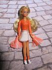 Very Rare  Sassy Kenner 80s Glamour Gals Doll Vanessa in Pom Pom Pizzaz