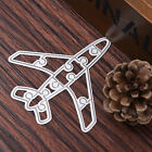 Plane Shape Metal Cutting Dies Stencil DIY Scrapbooking Embossing Paper Card