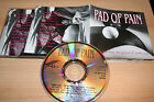 PAD OF PAIN - Tease Me In Your Fantasy - RARE INDIE HR DOC BOURBON JAX  BON JOVI