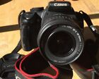 CANON EOS Digital Rebel XT EOS 350D 18 55mm Ef s II Lens no Charger