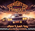Don't Let Up (Deluxe Edition) Night Ranger (Format: Audio CD)