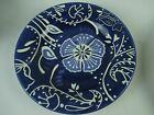 Blue & White Salad Plate Azure Gourmet by Fitz & Floyd Dish 8.5