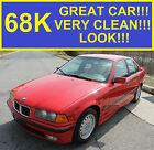 1996 BMW 3-Series 328I 1996 below $4500 dollars