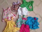 Baby Girl Clothes Lot 3 6 Months Spring Summer
