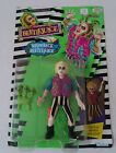 Vintage Beetlejuice Figure Shipwreck Beetlejuice New in Package 1989 Kenner
