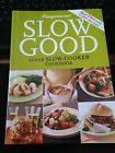 REDUCED Weight Watchers SLOW GOOD Super Slow Cooker Flex and Core Cookbook NEW