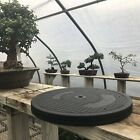 Bonsai Outlet Stainless Steel Tree Plant Turntable 125 Base 200 Pound Capacity
