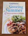 Weight Watchers Savoring Summer Cookbook 50 Recipes Grilling Caual Cooking