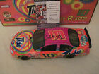 Ricky Rudd Signed Diecast Car 1/24 Scale Jsa Authenticated