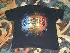 SLIPKNOT All Hope Is Gone XL T-Shrit OUIJA Design HEAVY METAL Very Good Cond