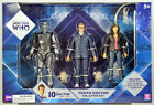 Doctor Who TENTH DOCTOR COLLECTOR SET Tenth Doctor Sarah Jane Smith Cyberman