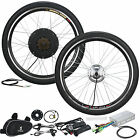 26 Electric Bicycle E Bike Conversion Kit 250W 1000W Front Rear Wheel Hub Cycle