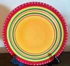 CIC Nancy Green Hot Tamale Dinner Plate Multicolor Beautiful