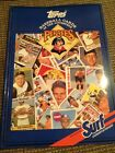 1987 TOPPS PITTSBURGH PIRATES SURF BOOK w 1952 1986 TOPPS CARDS PHOTOS Clemente