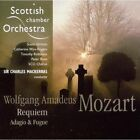 Mozart: Requiem; Adagio & Fugue SACD LINN HYBRID MULTICHANNEL SCO MACKERRAS NEW