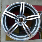 BMW M6 Style 85x20 ET38mm REPLICA WHEEL RIM fits X3 2013 front