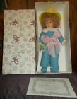 1986 Anili Lenci Adam Felt 15 Doll Companion to UFDC Doll San Antonio