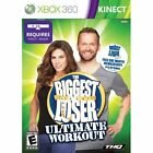 The Biggest Loser Ultimate Workout For Xbox 360 Music Very Good 6E