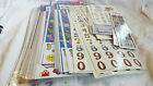 Huge Lot of New In Package Stickers  Sticker Borders Perfect For Resale