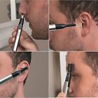 Wahl Nose Ears Groomer Trimmer Eyebrows Neck Hair Lithium Micro Personal Shaver