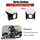 Motorcycle Wind Screen Shield Headlight Fairing For Harley Dyna Wide Glide FXDWG