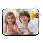 Personalised Laptop Case Sleeve Bag Custom Design Any Image Or Text Gift Present