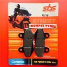 SYM 125 Wolf Classic 05 > ON SBS Front Ceramic Brake Pads OE QUALITY 551HF