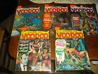 Tales of Voodoo 5 Issue Lot F VF Nice copies