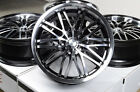 18 Bimmer Black Effect Wheels Rims BMW 128 135 318 323 325 328 330 335 3 Series