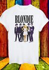 Debbie Harry Blondie Singer Rock Pop Disco Music Men Women Unisex T shirt 70