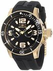 Invicta Specialty 18k Gold Ion-Plated Mens Watch 1792