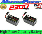 Replacement Battery For PARROT ARDRONE 20  POWER EDITION 2300mAh 2PK
