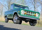 1971 Ford Bronco Restored 4x4 off road truck