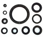 Engine Oil Seal Kit - Honda CX500 CX500C CX500D GL500 Silver Wing - 10 Seals