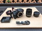 Canon EOS Digital Rebel XTi EOS 400D 101MP Digital SLR Camera Black Kit w