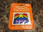 Star Stickers with Name Karen