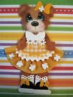 Party Girl Mulberry Tear Bears Scrapbooking Cards Banners Marystearbears 13