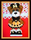 Party Girl Mulberry Tear Bears Scrapbooking Cards Banners Marystearbears 9