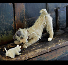 Antique Steiff Cesar Dog