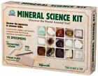 Toysmith Mineral Science Kit Educational Fun for Children Kids Test Minerals