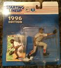 1996 STARTING LINEUP - SLU - MLB - MO VAUGHN - BOSTON RED SOX