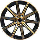 4 GWG WHEELS 18 inch Bronze MOD Rims fits NISSAN ALTIMA COUPE 2008 2009