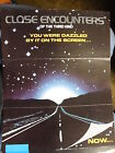 CLOSE ENCOUNTERS OF THE THIRD KIND  PINBALL BY GOTTLIEB SALES FLYER..