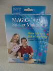 Xyron 2 3 4 inch Magic Sticker Maker unit NIB includes 20 ft acid free REFILL
