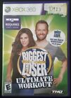 The Biggest Loser Ultimate Workout XBox 360 GAME ONLY