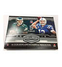 2016 Panini Plates & Patches Football 5 Card Hobby Box (SEALED) Rookie RC Auto
